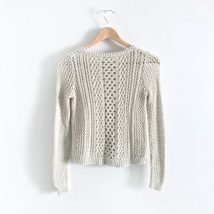 Madewell Sweaters - Madewell Summerstitch Pullover - size xxs